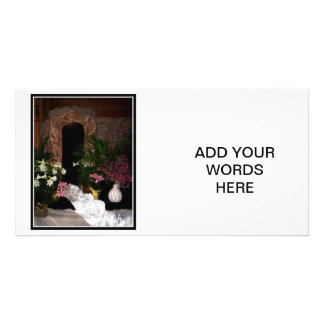 Empty Tomb of Easter Picture Card