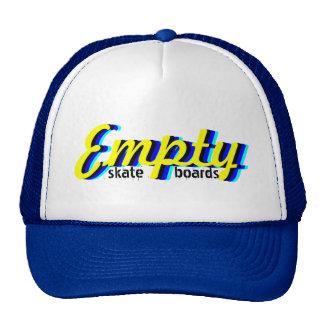 Empty Vortex 2 Trucker Hat