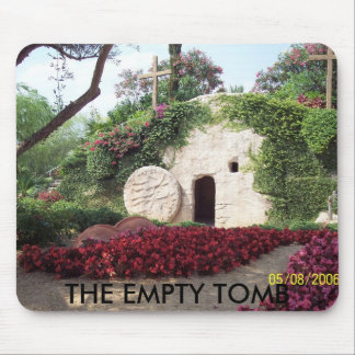 EmptyTomb Mouse Pad