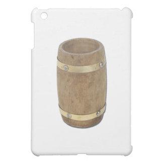 EmptyWoodenBarrel050111 iPad Mini Cover