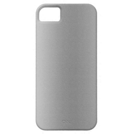 EMPUJE BRILLANTE de las PLANTILLAS de los FONDOS Funda Para iPhone 5 Barely There