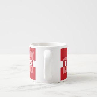 Empuje del Gud Velsigne, Danske mínimo Ven Tazitas Espresso