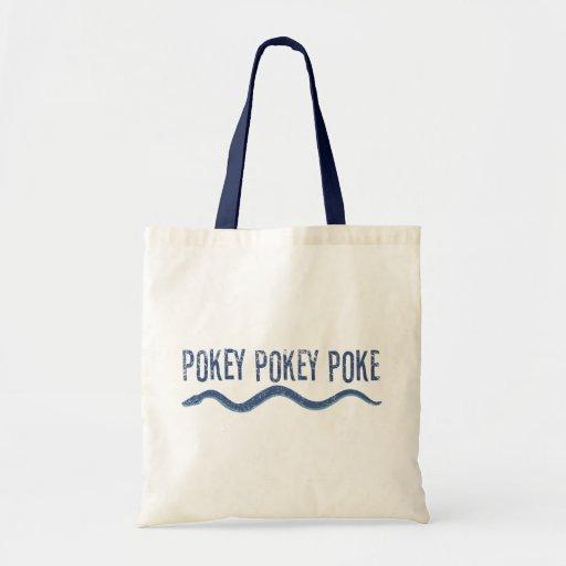 """Empuje del Pokey del Pokey "" Bolsa"