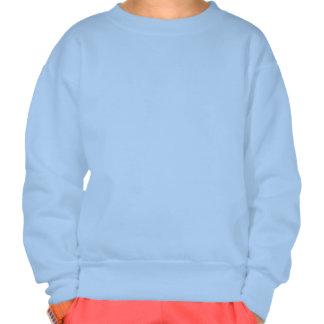 Empuje del vehículo de la construcción él suéter