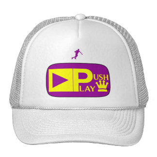 Empuje el baloncesto atlético del desgaste del jue gorra