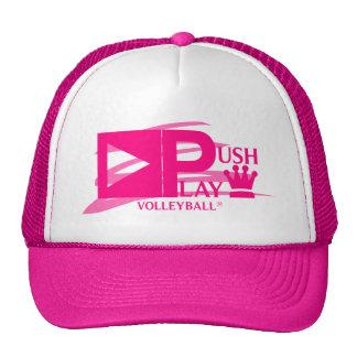Empuje el voleibol atlético del desgaste del juego gorra