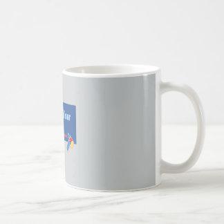 Empuje hacia arriba la taza de la gente