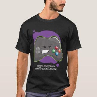 Empuje mis botones playera