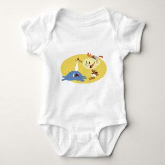 Empuje-UNO-Limo Body Para Bebé