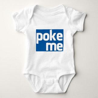 Empújeme Body Para Bebé