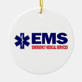 EMS 3 CERAMIC ORNAMENT