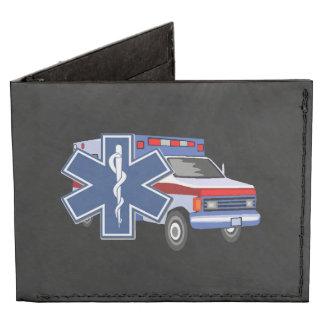 EMS Ambulance Billfold Wallet