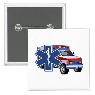 EMS Ambulance Buttons