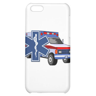EMS Ambulance Case For iPhone 5C