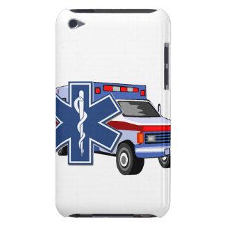 EMS Ambulance Case-Mate iPod Touch Case