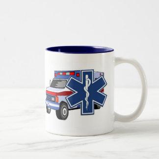 EMS Ambulance Coffee Mugs
