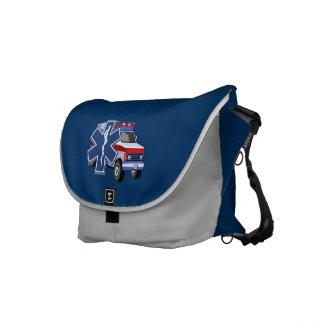 EMS Ambulance Courier Bag