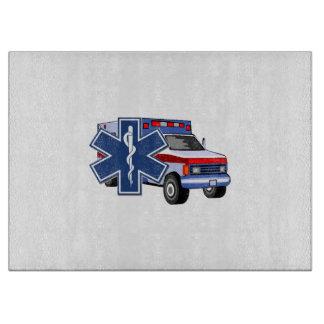 EMS Ambulance Cutting Boards