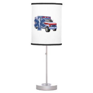 EMS Ambulance Desk Lamps