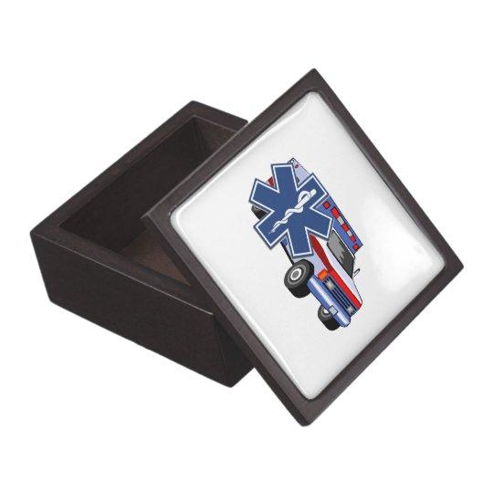 EMS Ambulance Gift Box