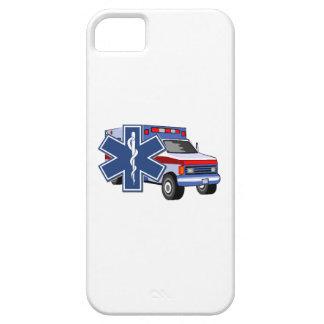 EMS Ambulance iPhone 5 Cases