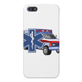 EMS Ambulance iPhone 5 Covers
