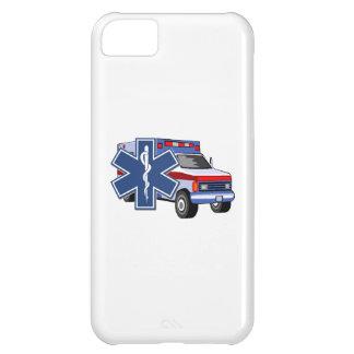 EMS Ambulance iPhone 5C Cases