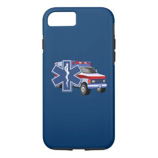 EMS Ambulance iPhone 7 Case