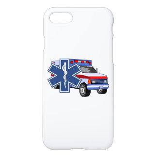 EMS Ambulance iPhone 7 Case