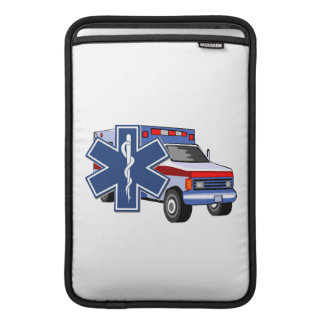EMS Ambulance MacBook Air Sleeve