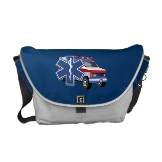 EMS Ambulance Commuter Bags
