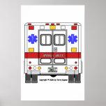 EMS-Ambulance Posters