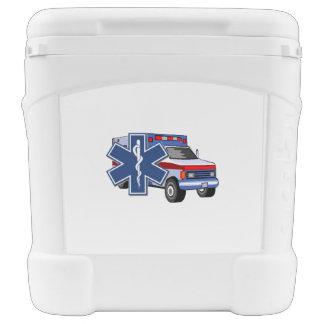 EMS Ambulance Roller Cooler