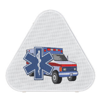 EMS Ambulance Speaker