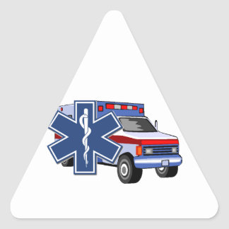EMS Ambulance Sticker