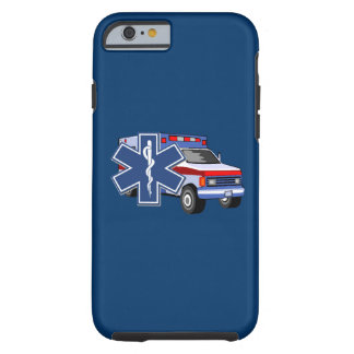 EMS Ambulance Tough iPhone 6 Case