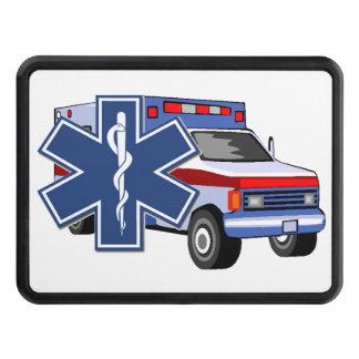 EMS Ambulance Trailer Hitch Cover