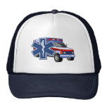 EMS Ambulance Trucker Hats