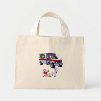 EMS Christmas Gifts Canvas Bag