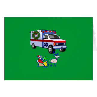 EMS Christmas Gifts Card