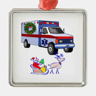 EMS Christmas Gifts Christmas Ornament