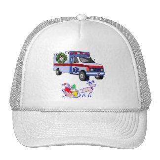 EMS Christmas Gifts Mesh Hats