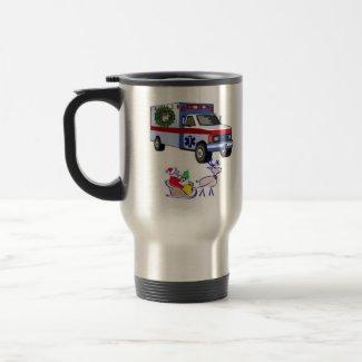 EMS Christmas Gifts mug
