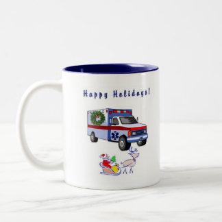 EMS Christmas Gifts Coffee Mugs