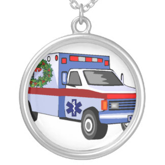 EMS Christmas Gifts Necklace