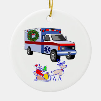 EMS Christmas Gifts Ornament