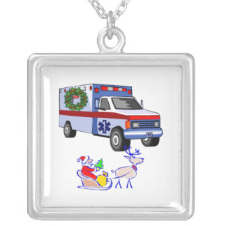 EMS Christmas Gifts Personalized Necklace