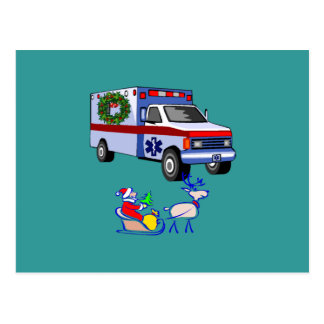 EMS Christmas Gifts Post Card