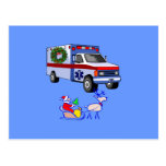 EMS Christmas Gifts Post Cards