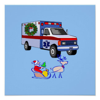 EMS Christmas Gifts Poster
